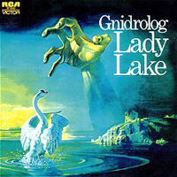 Lady Lake by GNIDROLOG album cover