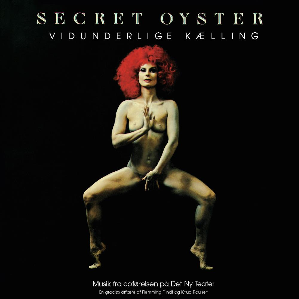 Secret Oyster - Vidunderlige Kælling [Aka: Astarte] CD (album) cover
