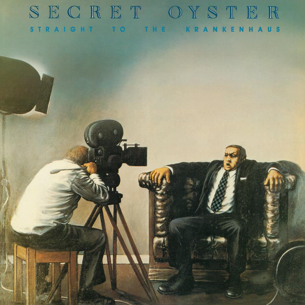 Secret Oyster - Straight To The Krankenhaus CD (album) cover