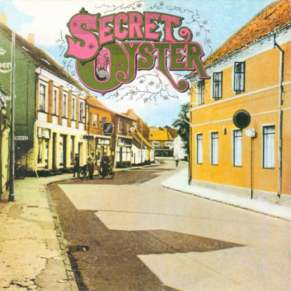 Secret Oyster - Secret Oyster [Aka: Furtive Pearl] CD (album) cover