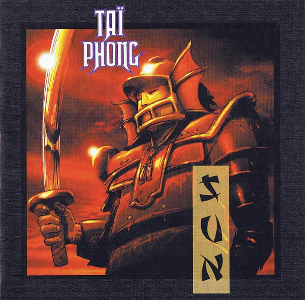 Sun by TAÏ PHONG album cover