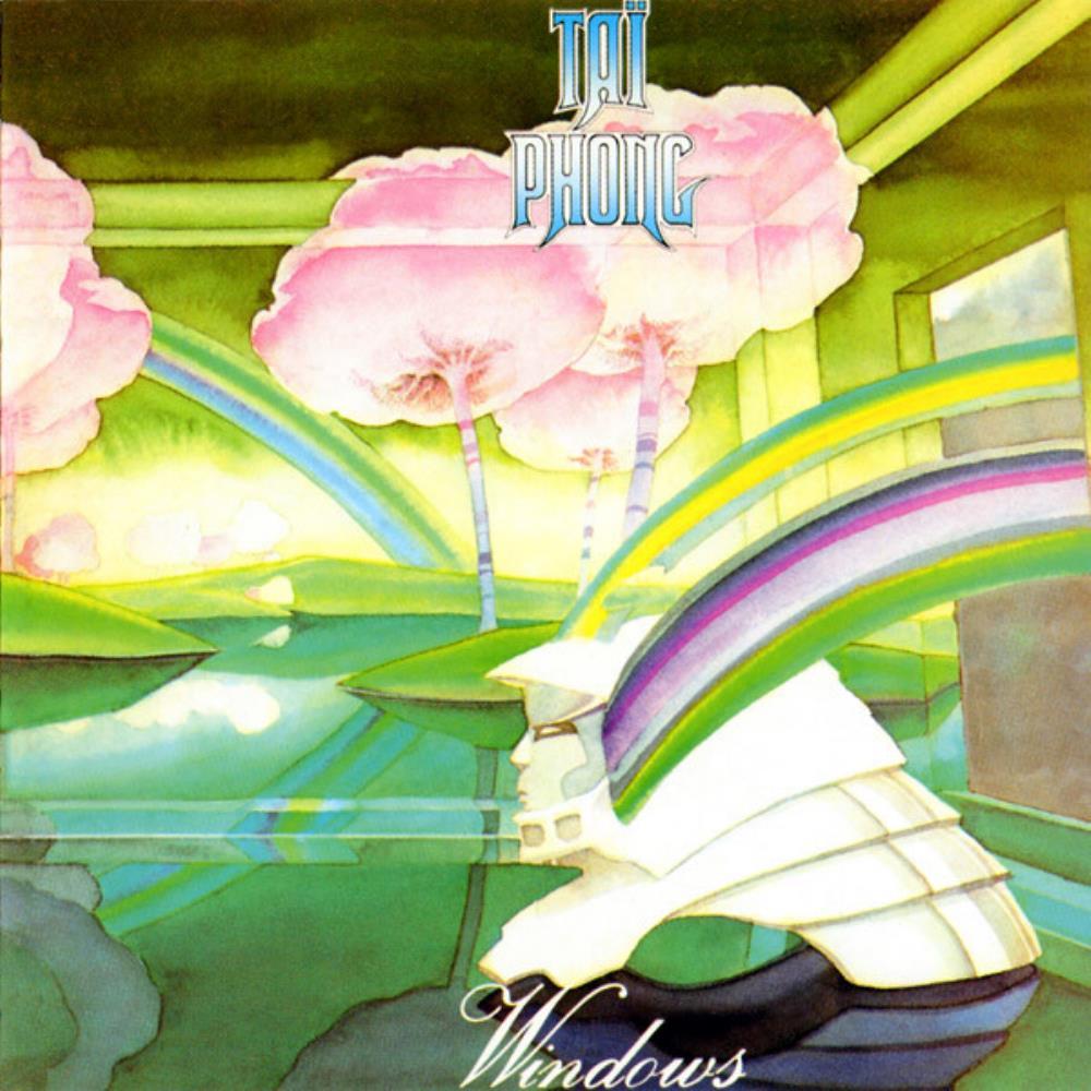 Windows by TAÏ PHONG album cover