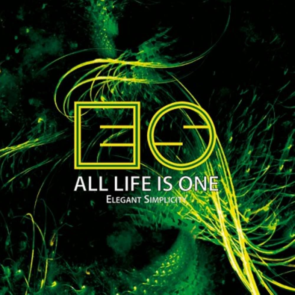 All Life Is One by ELEGANT SIMPLICITY album cover