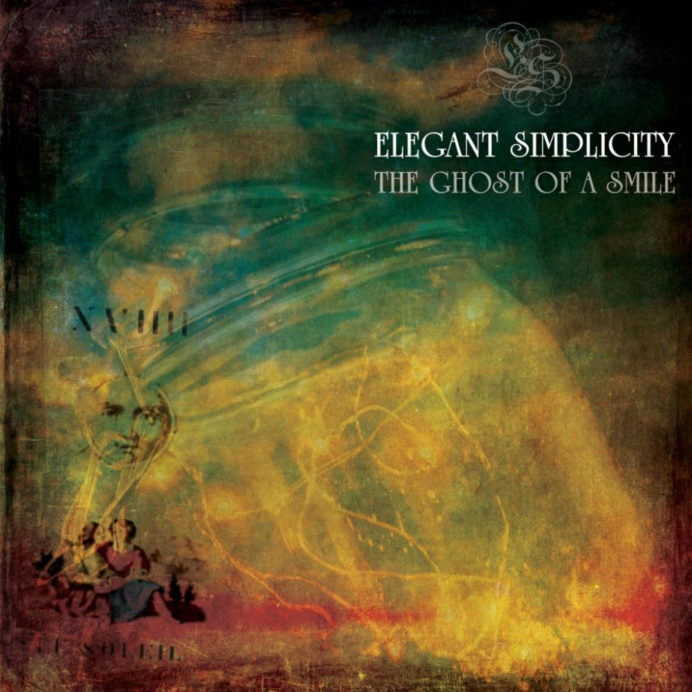 The Ghost Of A Smile by ELEGANT SIMPLICITY album cover