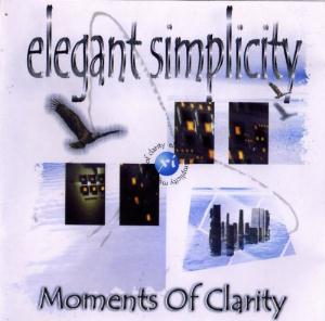 Elegant Simplicity Moments Of Clarity album cover