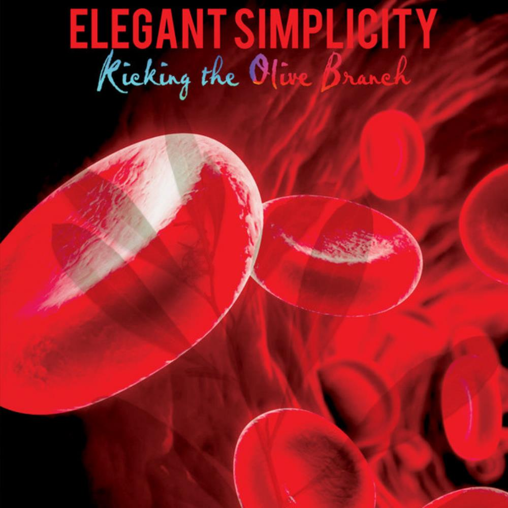 Kicking The Olive Branch by ELEGANT SIMPLICITY album cover