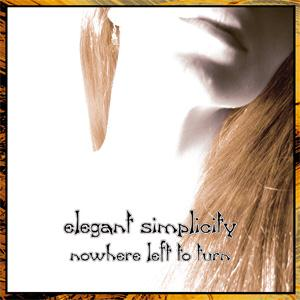 Elegant Simplicity - Nowhere Left To Turn CD (album) cover