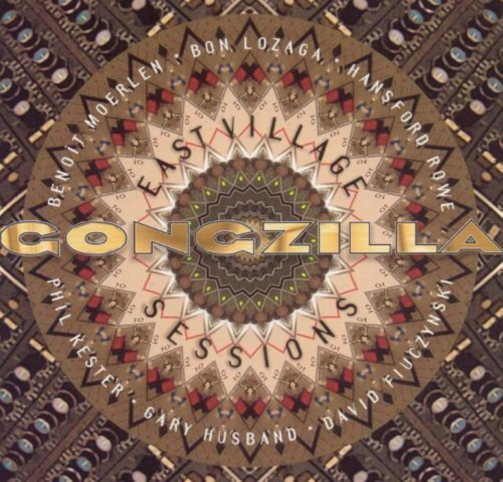 East Village Sessions by GONGZILLA album cover