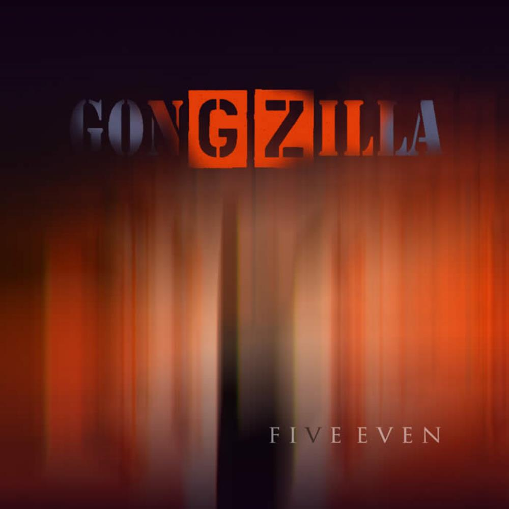 Gongzilla Five Even album cover