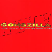 Gongzilla - Live CD (album) cover