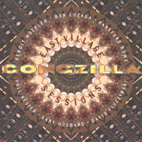 Gongzilla - East Village Sessions CD (album) cover