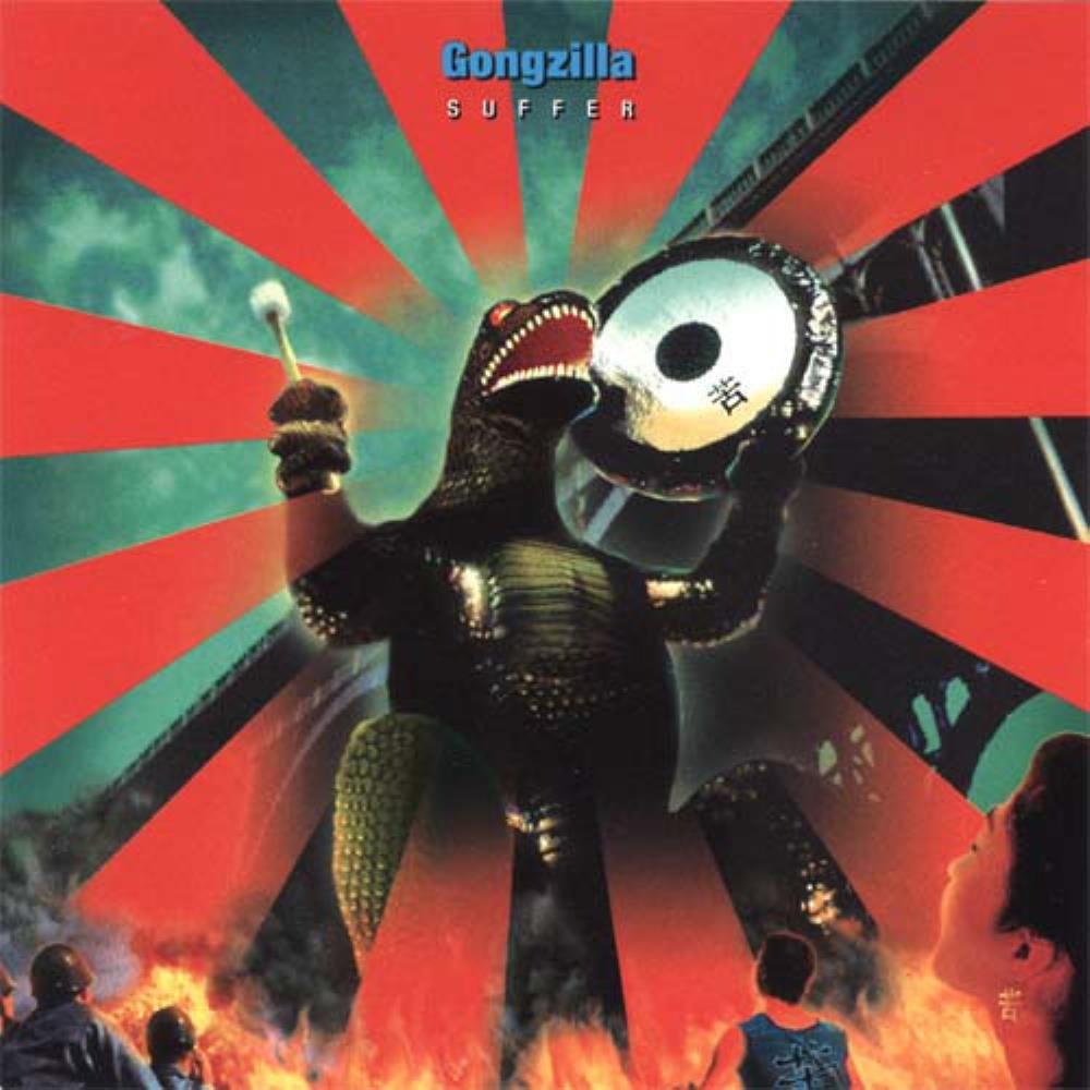 Suffer by GONGZILLA album cover
