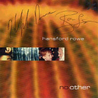 Hansford Rowe Collective No Other album cover