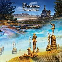 D'arcana - Premonitions CD (album) cover