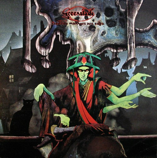Greenslade Bedside Manners Are Extra album cover