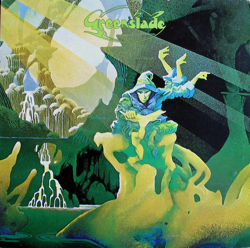 Greenslade - Greenslade CD (album) cover
