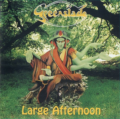 Greenslade Large Afternoon album cover