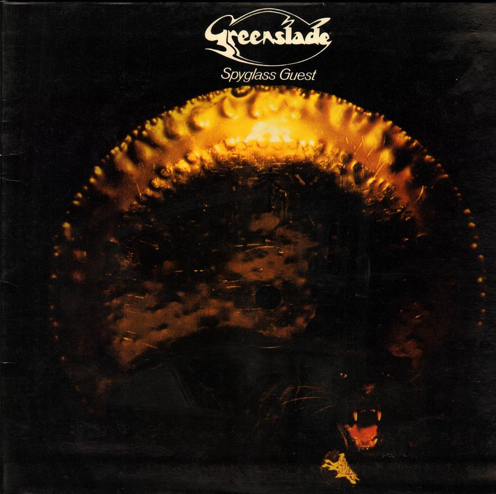 Spyglass Guest by GREENSLADE album cover