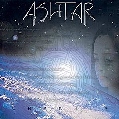 Ashtar - Urantia  CD (album) cover