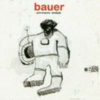 Bauer - Astronauta Olvidado CD (album) cover