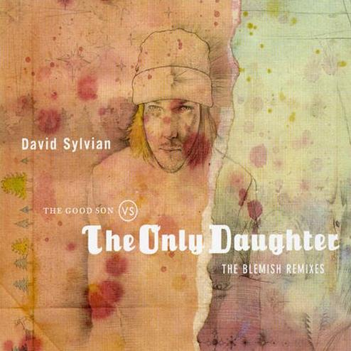 David Sylvian The Good Son vs The Only Daughter (The Blemish Remixes) album cover