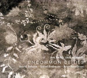 David Sylvian Uncommon Deities (with Sidsel Endresen and Arve Henriksen) album cover