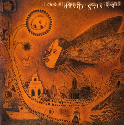 David Sylvian - Dead Bees On A Cake CD (album) cover