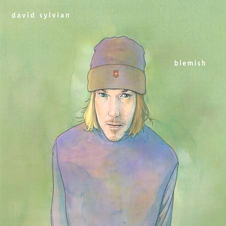 David Sylvian Blemish album cover