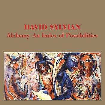 David Sylvian Alchemy - An Index of Possibilities  album cover