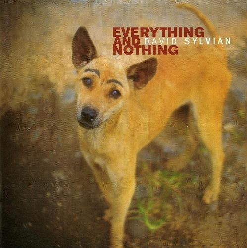 David Sylvian - Everything And Nothing  CD (album) cover
