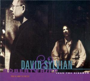 David Sylvian David Sylvian & Robert Fripp - Jean The Birdman album cover