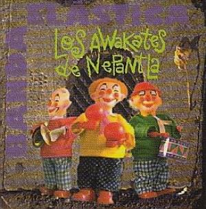 Los Awakates De Nepantla by BANDA EL�STICA album cover