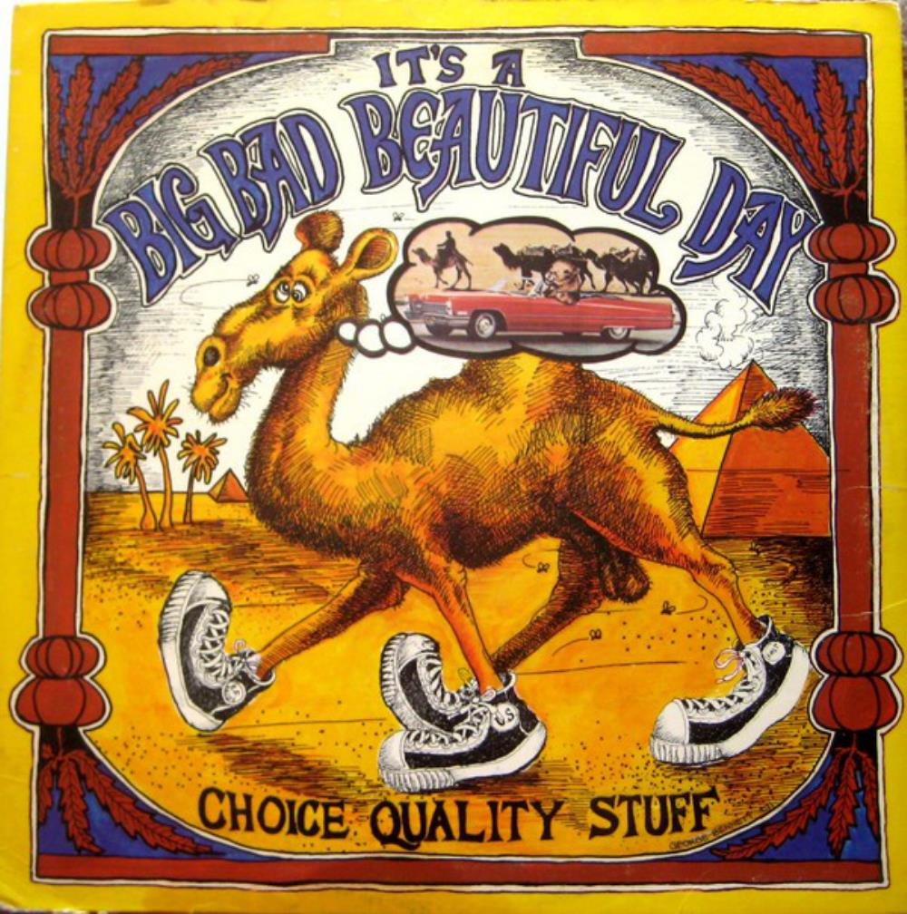 It's A Beautiful Day - Choice Quality Stuff / Anytime CD (album) cover