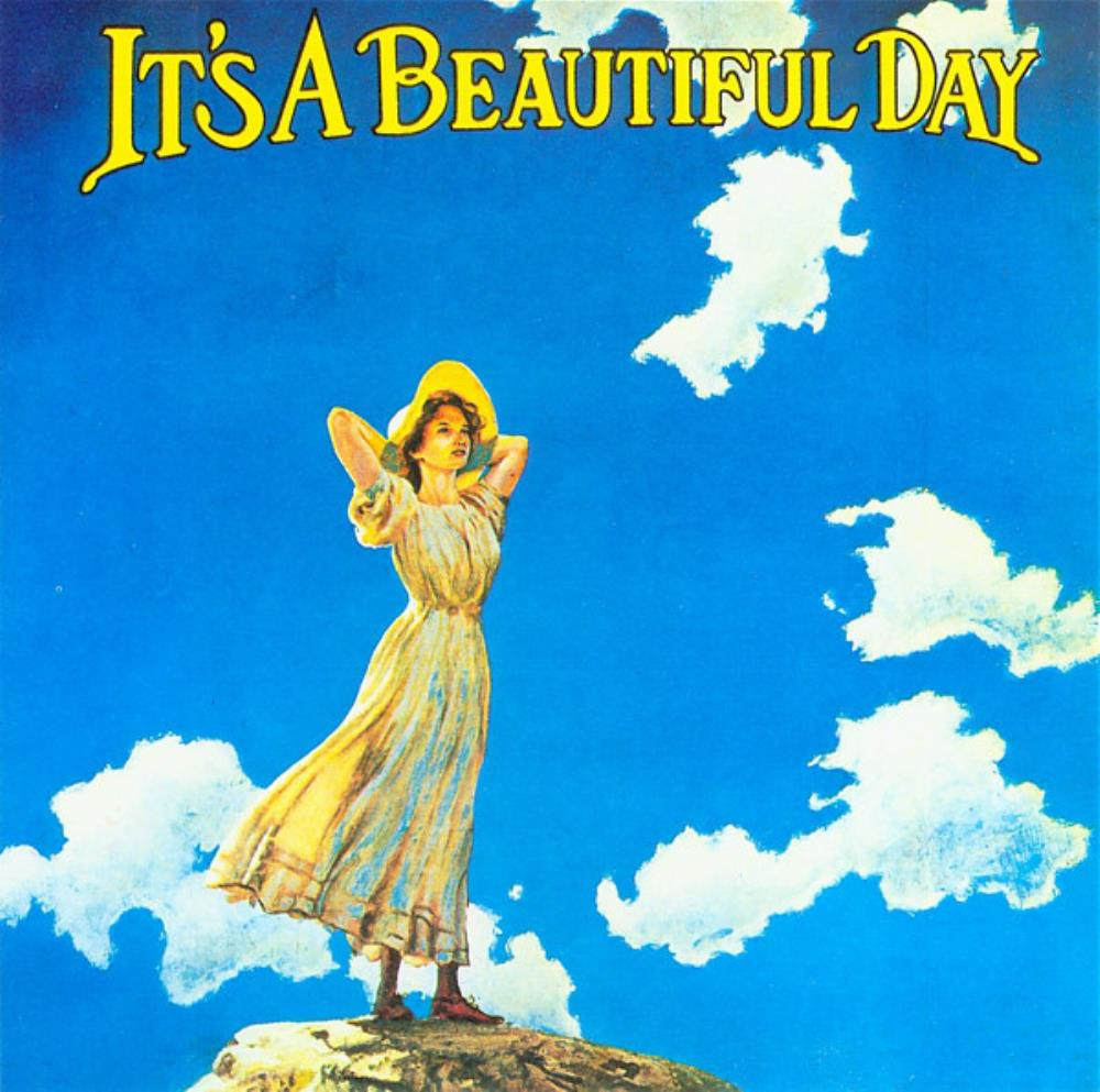 It's A Beautiful Day - It's A Beautiful Day CD (album) cover