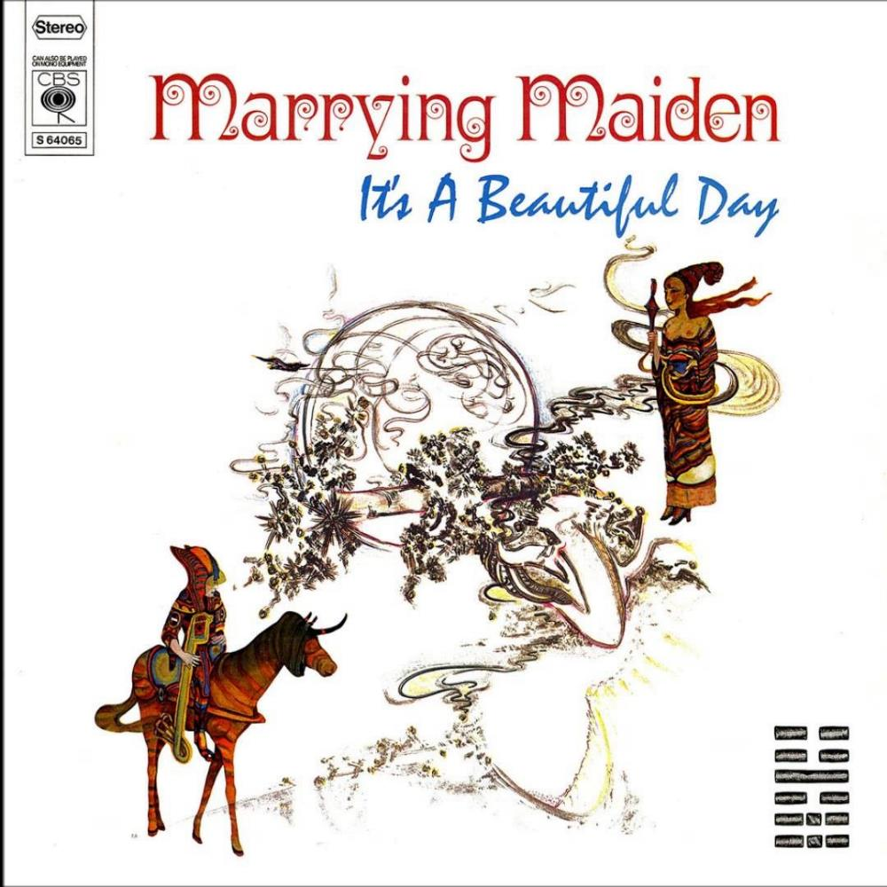 Marrying Maiden by IT'S A BEAUTIFUL DAY album cover