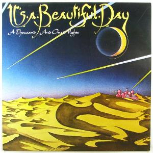 It's A Beautiful Day A Thousand And One Nights  album cover