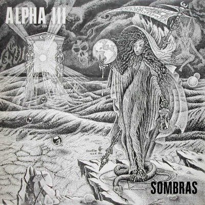Sombras by ALPHA III album cover