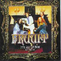 Fruupp It's All Up Now - Anthology album cover