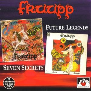 Fruupp Future Legends / Seven Secrets album cover