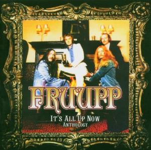 Fruupp - It's All Up Now - Anthology CD (album) cover