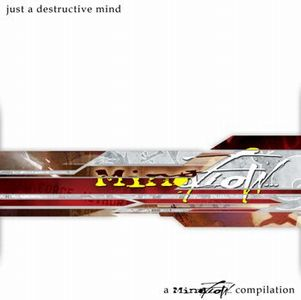 Mindflow Just A Destructive Mind album cover