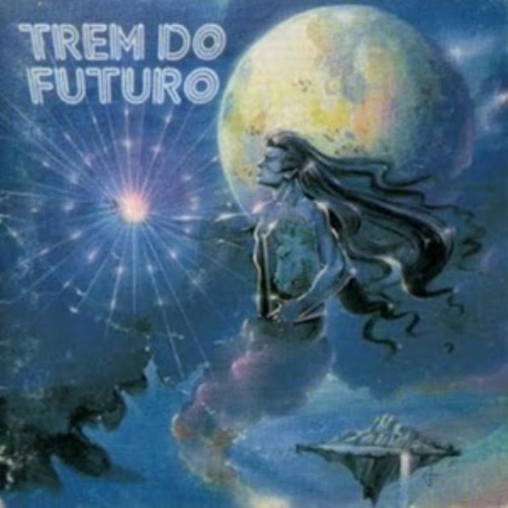Trem Do Futuro - Trem Do Futuro CD (album) cover