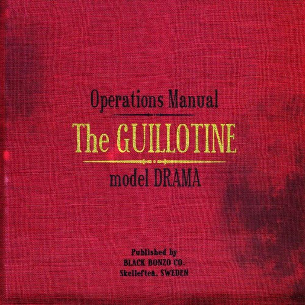 The Guillotine Drama by BLACK BONZO album cover