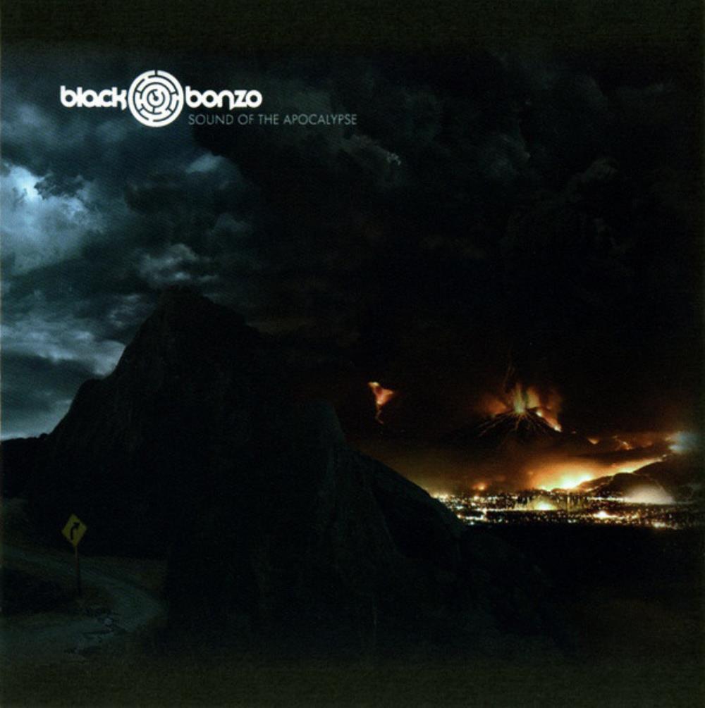 Sound Of The Apocalypse by BLACK BONZO album cover
