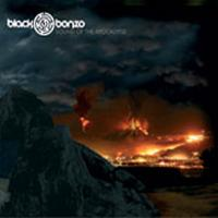 Black Bonzo - Sound of the Apocalypse CD (album) cover