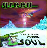 Green Of Love and Soul album cover