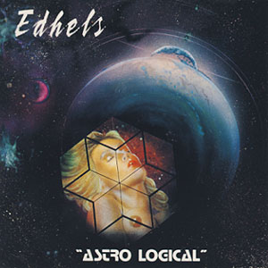 Edhels - Astro - Logical CD (album) cover