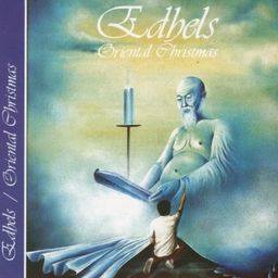 Edhels - Oriental Christmas CD (album) cover