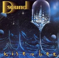 D Sound - Kisember  CD (album) cover