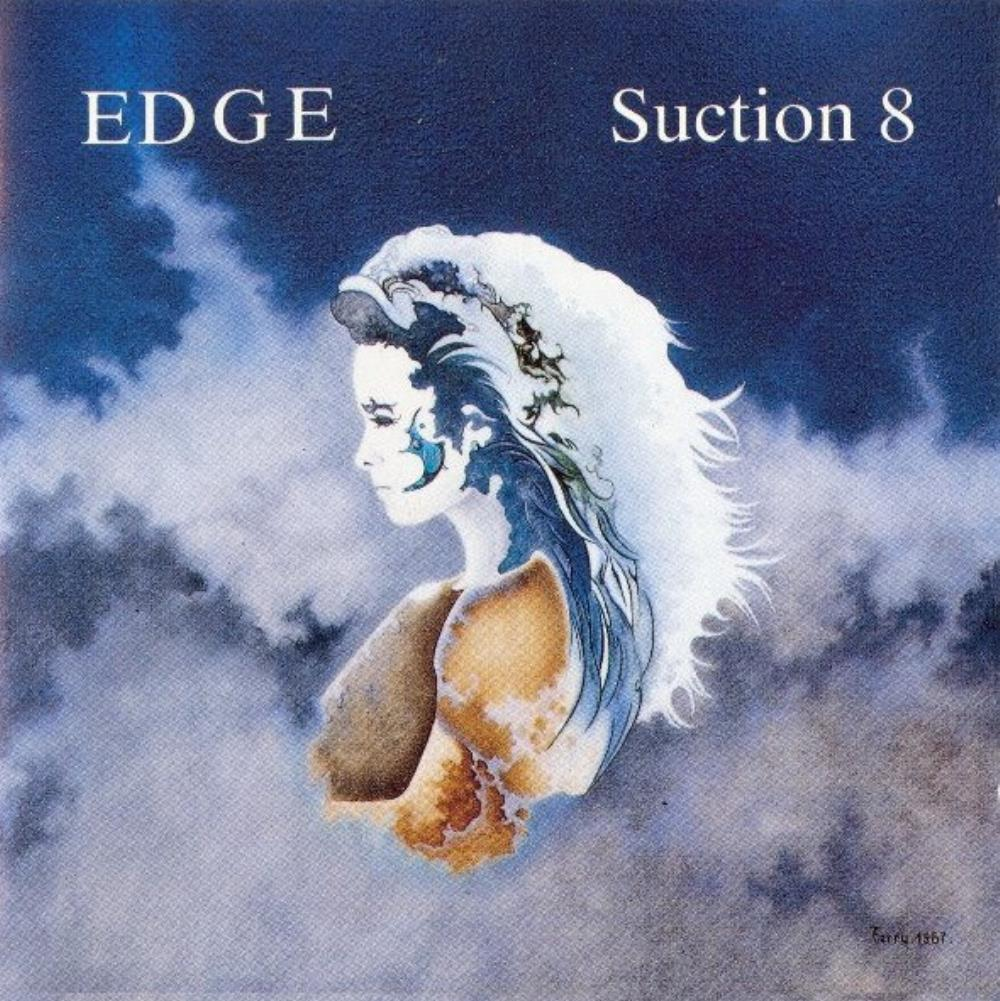 Edge - Suction 8  CD (album) cover